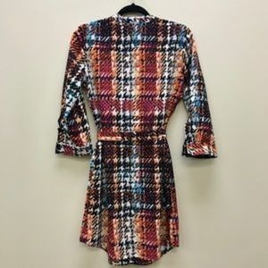 attention Dresses - attention | Multi-Color Shirt Dress - FINAL PRICE